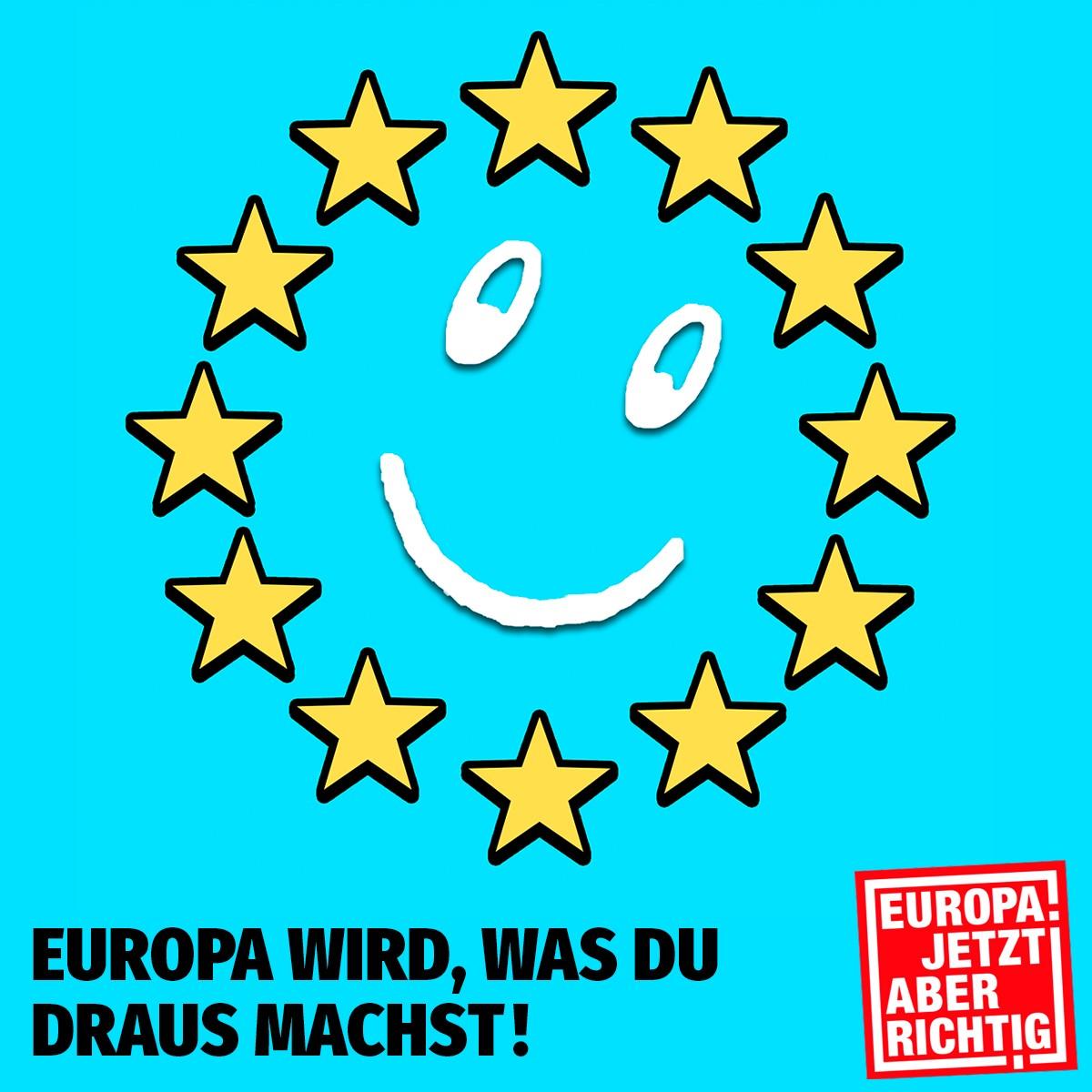 Smilie Europawahl 2019