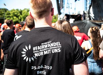 Fairwandel in Berlin