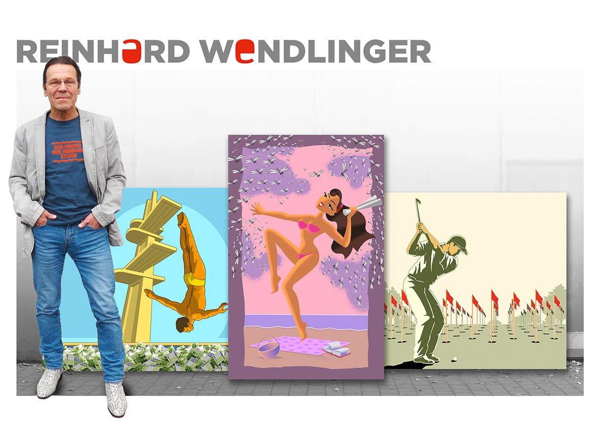 Reinhard Wendlinger Portfolio bei Garagisten